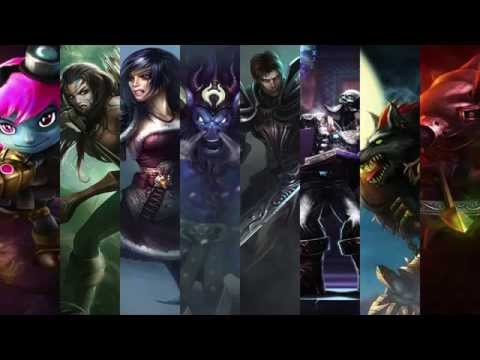 League of Legends  How to get all free League of Legends skins and a mystery gift!