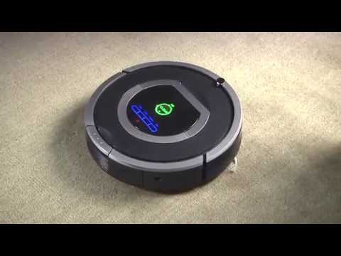 Awesome Cleaning Robot!!!!! iRobot Roomba 770 Vacuum Cleaning Robot, Review.