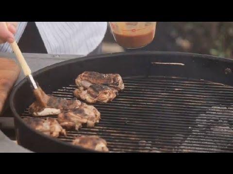 Jerk Chicken : Grilling Guide