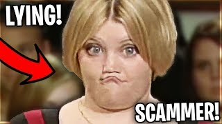 Judge Judy Exposes Sad SCAMMER...