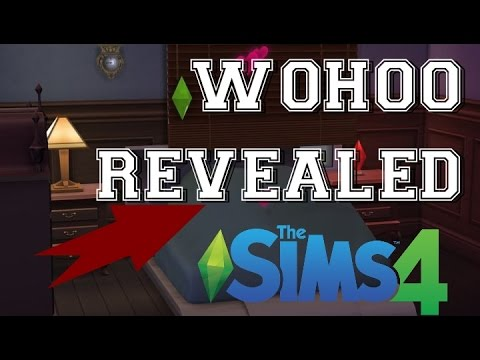 Eps. 4 | Wohoo Revealed- What Happens Under the Covers | Sims 4