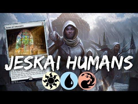 KYKAR SPIRITS [MTG Arena] | Jeskai Spirit Tribal Deck in M20
