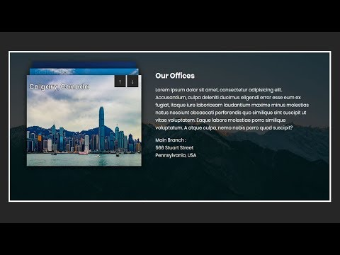 3D Stacked Content Slider Plugin With jQuery | Hub Slider js | JQuery Plugins Tutorial