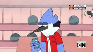 Regular Show: Mordecai Depression Montage