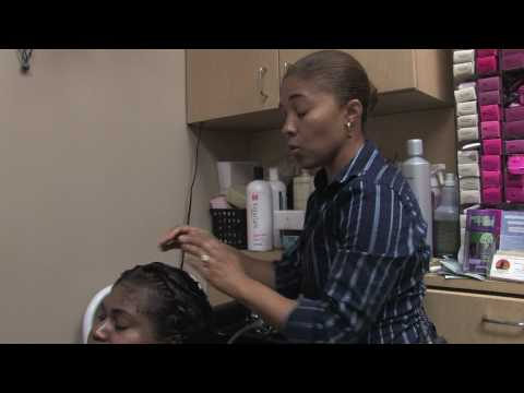 Hair Care Tips : African-American Hair Growth Tips