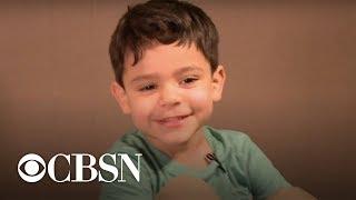 Stranger surprises 5-year-old boy with diabetic alert dog