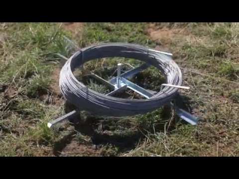 Planning Your High Tensile Electric Fence: Guide Wire Instructions – Zareba® Systems