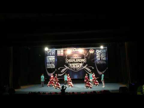 Xxx Mp4 KEJURDA 2016 V KING Team Cheer Fullteam Level 2 3gp Sex