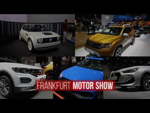 Five cool cars from the Frankfurt Motor Show you'll never get to drive
