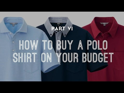 How To Buy A Polo Shirt On Your Budget - Part 6