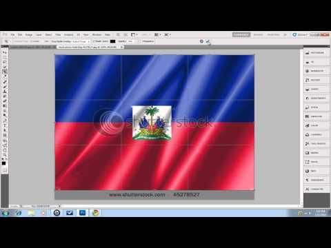 Haiti Pic Photoshop