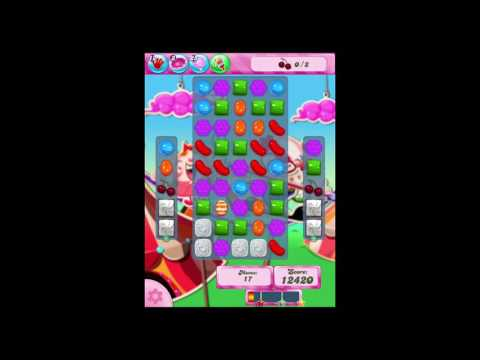 Candy Crush Saga Level 181 Walkthrough