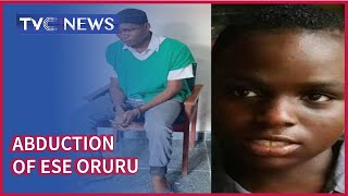 Court sentences abductor of Ese Oruru to 26 years in jail
