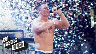 Singing Superstars: WWE Top 10