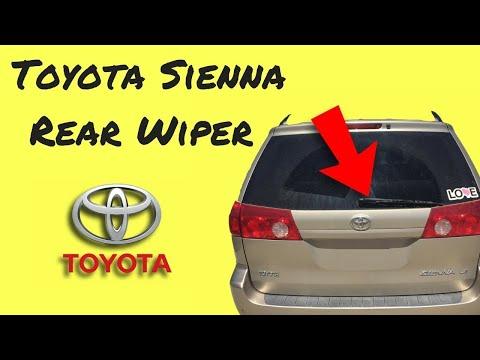 Trick for Toyota Sierra Rear Wiper
