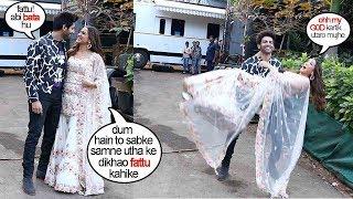Sara Ali Khan's Non-Stop FUNNY MUSTY 😂😂😂 With Kartik Aryan At LoveAajKal Parmotions
