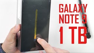 Samsung Galaxy Note 9 cu 1 TB!!! [REVIEW]