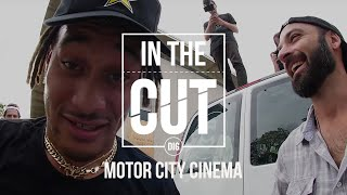 MOTOR CITY CINEMA  - IN THE CUT - DIG BMX