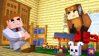 Minecraft Daycare - THE ULTIMATE PRANK ?!