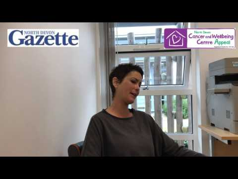 Terminal cancer patient talks about diagnosis