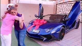 I BOUGHT MY SISTER HER DREAM CAR *emotional*