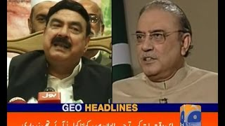Geo Headlines 09 PM 22-March-2017