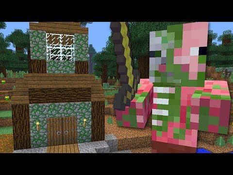 Minecraft Xbox | OVERGROWN HOUSE [372]