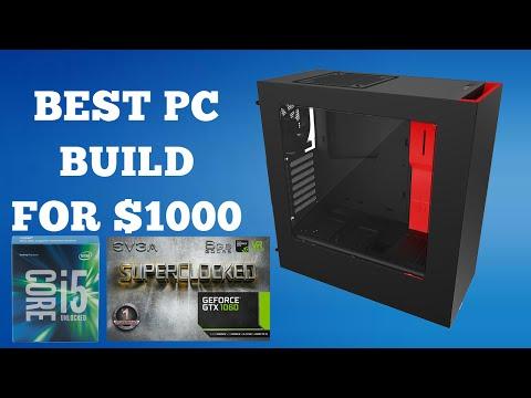 (September) BEST PC BUILD FOR $1000