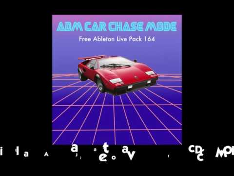 Free Ableton Live Pack 164: Car Chase Mode