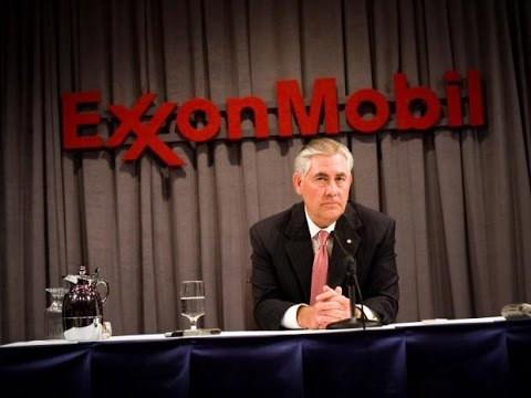 REPORT: Trump Wants Exxon's CEO As Secretary Of State