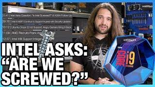 "HW News - Intel Asks: ""Is Intel Screwed?"", DisplayPort 2.0 & 16K Monitor Support"