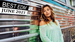 BEST EDM JUNE 2021 💎 Electro House Charts Party Music Mix