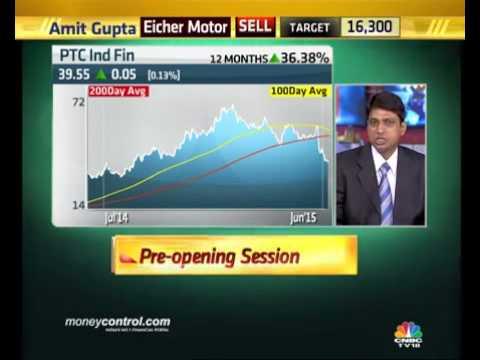 Buy PTC India Financial Services: Kunj Bansal