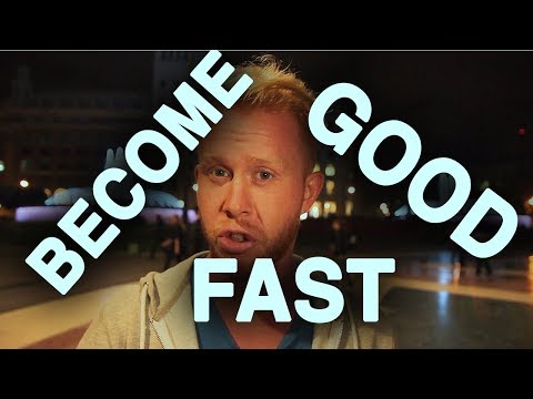 How to become good fast - learn any skill in 3 months