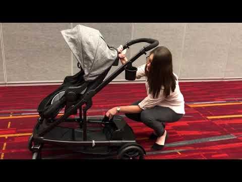 NEW Graco Uno to Duo Double Stroller Sneak Peek