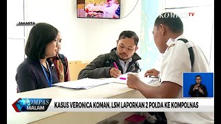 Kasus Veronica Koman, LSM Laporkan 2 Polda ke Kompolnas