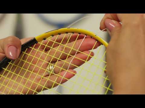 Badminton String Repair