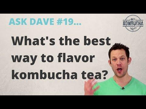 How To: Flavor Kombucha  {Flavoring Kombucha Tea Like A Boss}