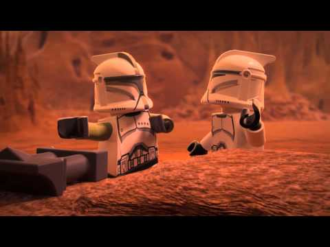 Clones vs Droidekas - LEGO Star Wars - Episode 6 Part 1