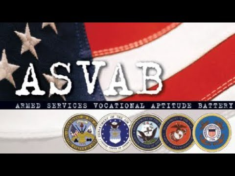 ASVAB Assembling Objects FULL TEST (with Answers & Explanation)