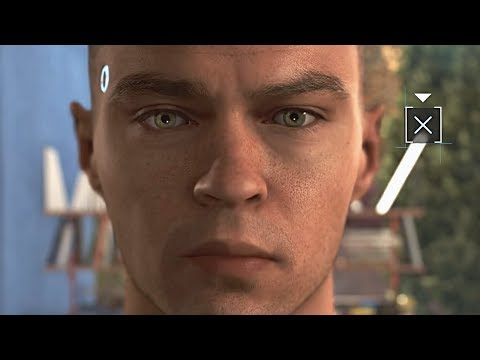 Try to imagine something that doesn't exist (Detroit Become Human)