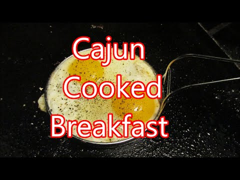 How to cook Breakfast on a Griddle