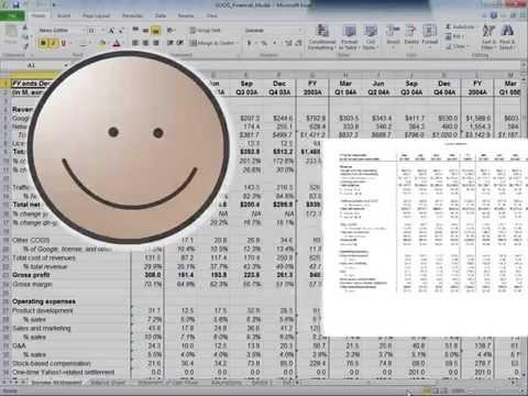 Excel Print Formatting Tutorial