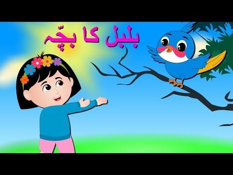 Xxx Mp4 Bulbul Ka Bacha Urdu Poem بلبل کا بچہ Urdu Nursery Rhyme Collection For Babies 3gp Sex
