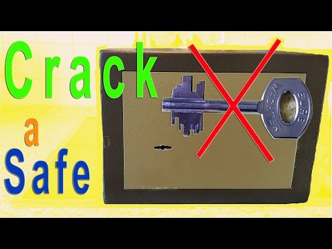 How to Crack any Safe - funny Key