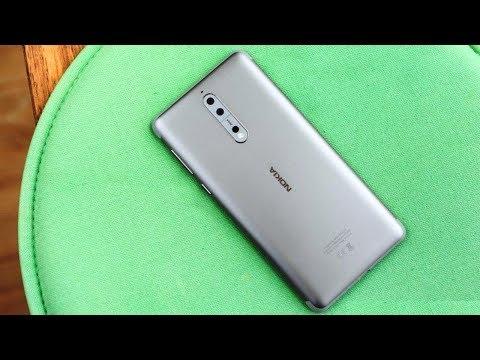Nokia 8 Hands-on Camera Review & Camera Samples