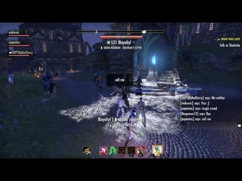 The Elder Scrolls Online: Text chat