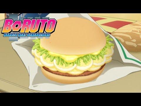 Super-Sour Burger | Boruto: Naruto Next Generations - SuryaBhai