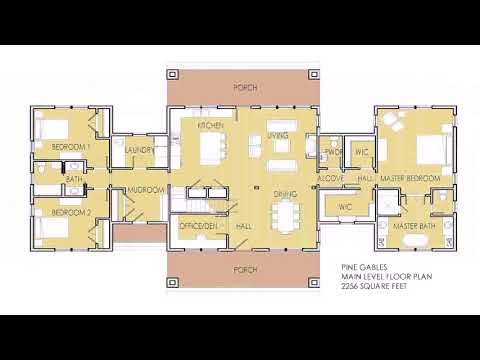 4 Bedroom House Plans With Mudroom