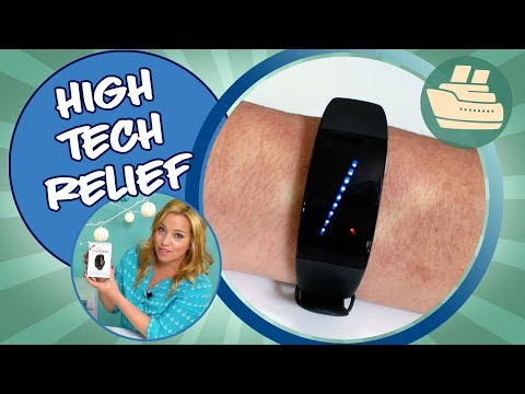Relief Band 2.0 For Motion Sickness